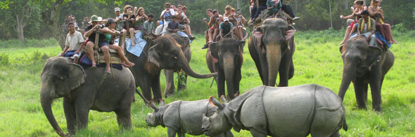 7 days Best of Nepal: Overland Tour (Luxury)