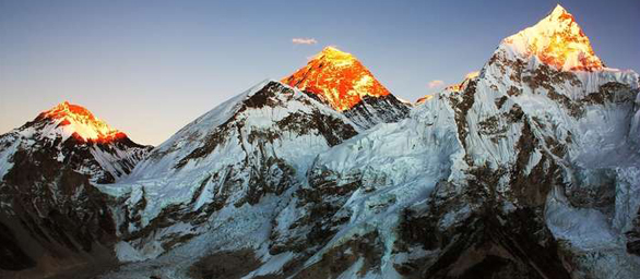 7 Days Everest Package: Just a glimpse, Namche (Budget)