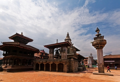 Standard 5 Days Kathmandu Heritage Tour